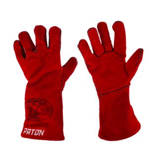 Rękawice spawalnicze PATON