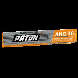 Electrodos para Soldar Paton ANO 36 ELITE 6013
